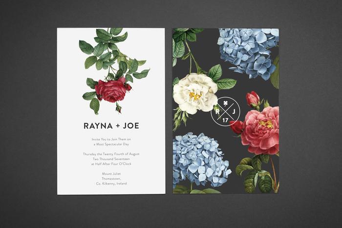 Rayna + Joe's Wedding Suite 1