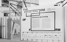 <cite>The Form of Form</cite>, 4th edition of the Lisbon Architecture Triennale