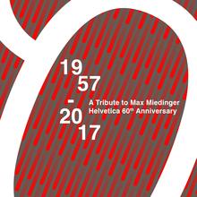 Helvetica Anniversary 1957–2017
