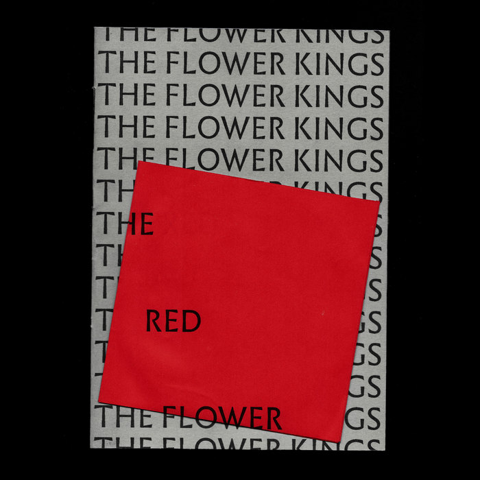 The Flower Kings – The Red Flower (proposal) 1