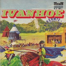 <cite>Ivanhoe</cite> by Walter Scott, Bastei edition