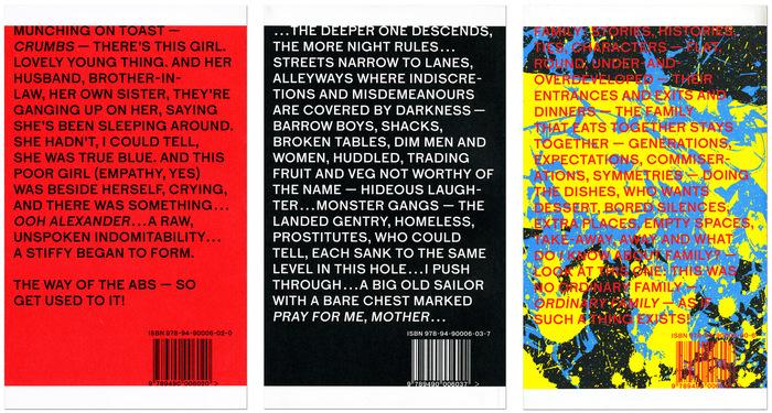 Silk Handkerchiefs trilogy by Paul Haworth 2