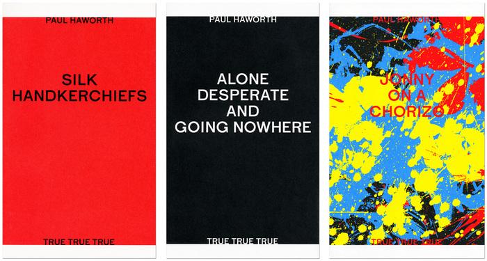 Silk Handkerchiefs trilogy by Paul Haworth 1