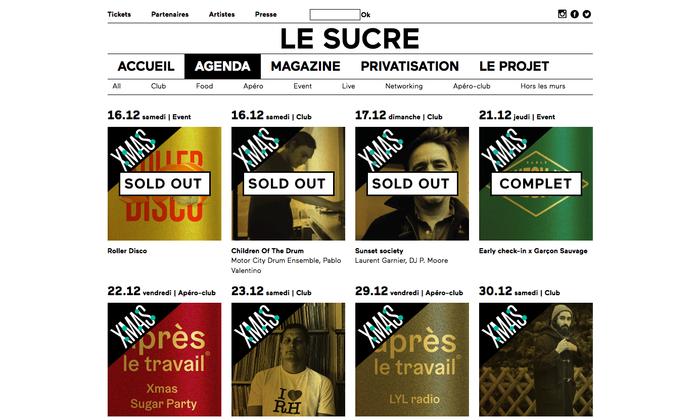 Le Sucre 16
