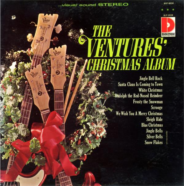 The Ventures – The Ventures' Christmas Album 2