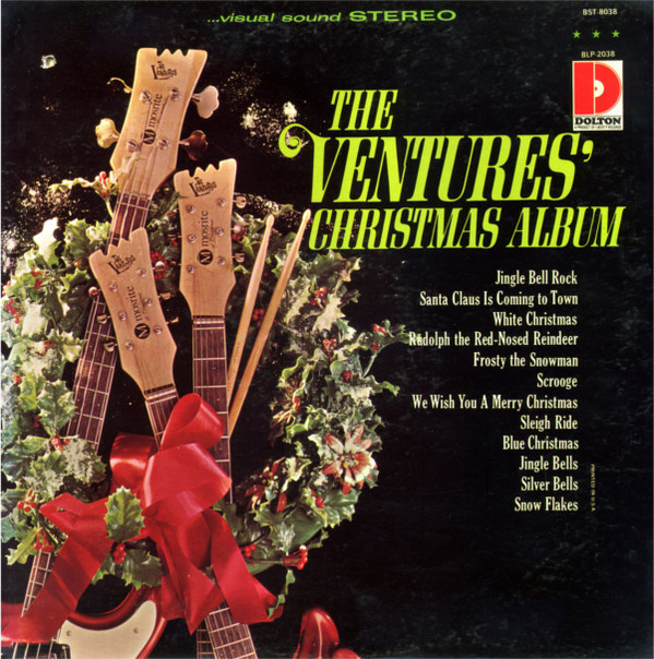 The Ventures – The Ventures' Christmas Album 2