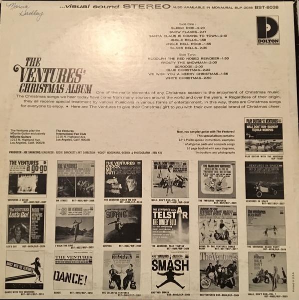 The Ventures – The Ventures' Christmas Album 3