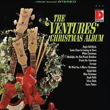 The Ventures – <cite>The Ventures' Christmas Album</cite>
