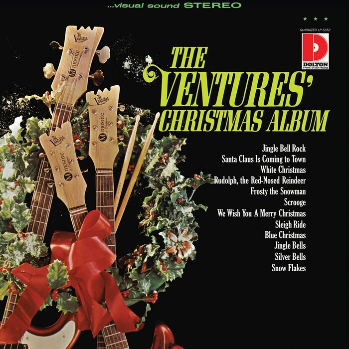 The Ventures – The Ventures' Christmas Album 1