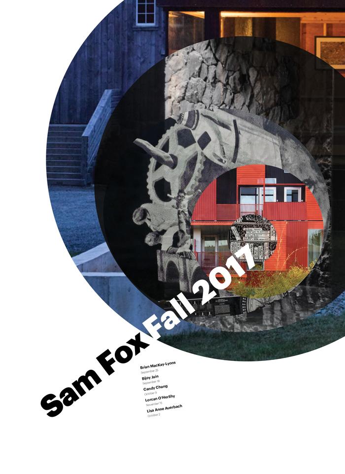 Sam Fox Fall 2017 calendar 1