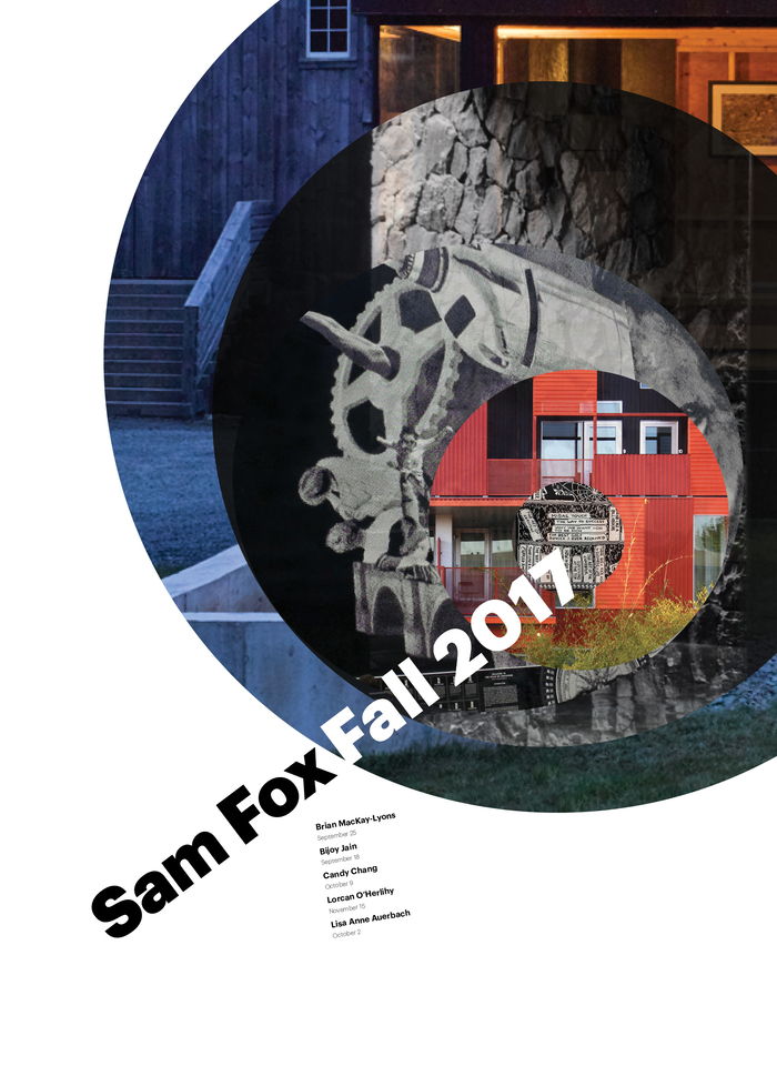 Sam Fox Fall 2017 calendar 1