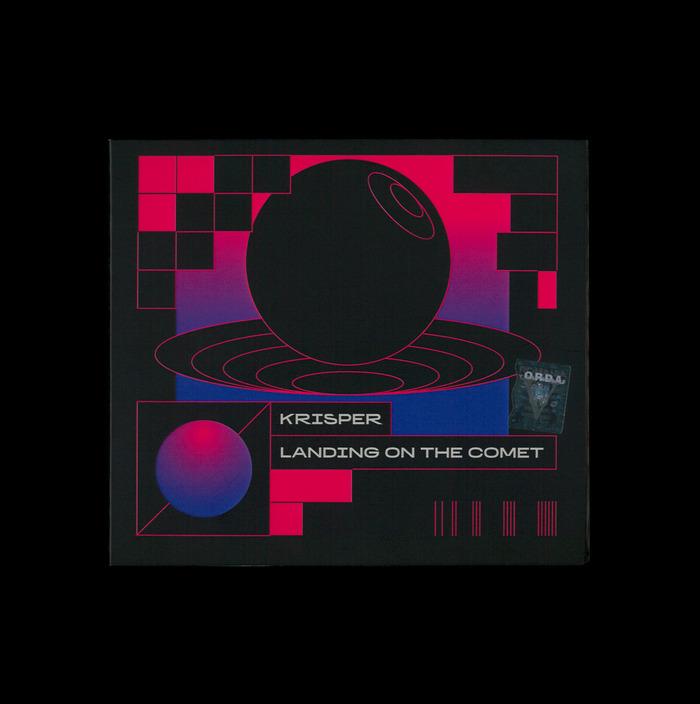 Landing on the Comet – Krisper 2