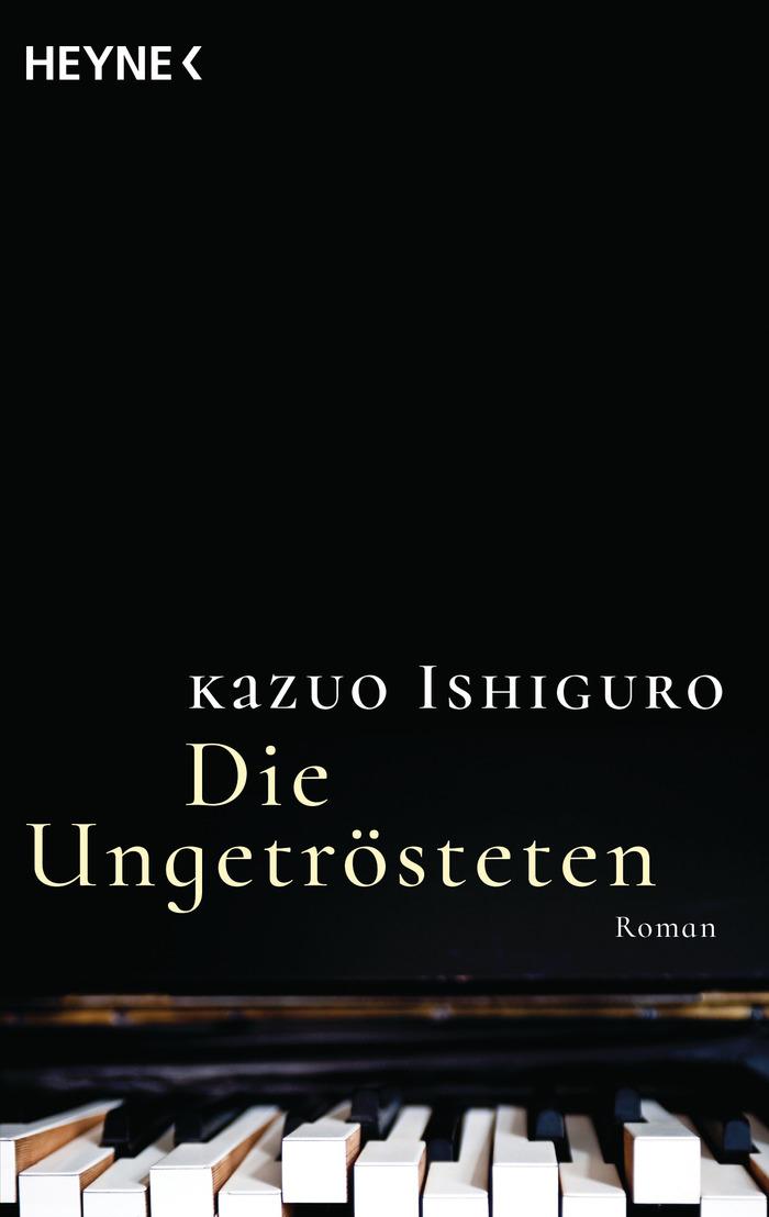 Kazuo Ishiguro, Heyne Verlag 4