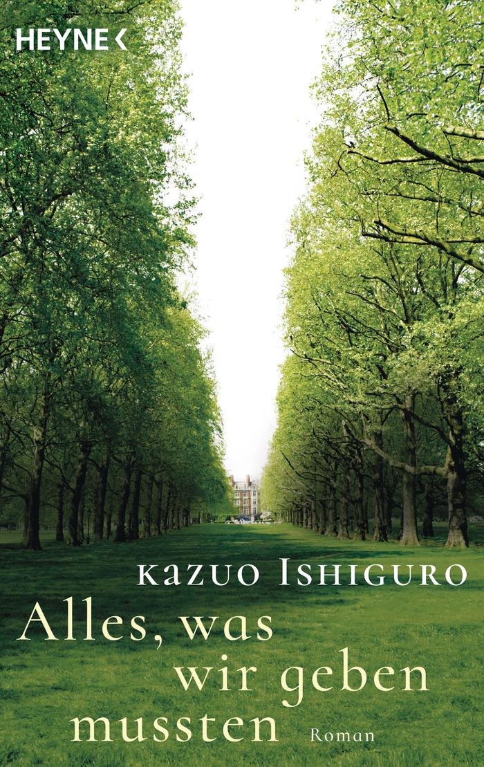 Kazuo Ishiguro, Heyne Verlag 6