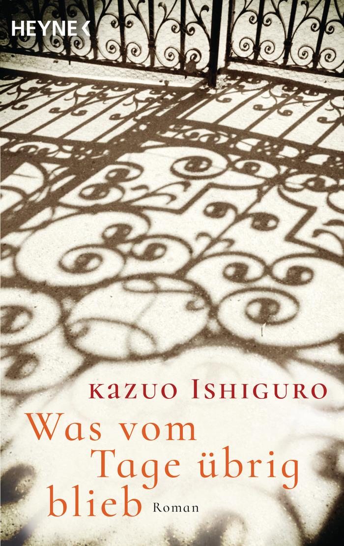 Kazuo Ishiguro, Heyne Verlag 1