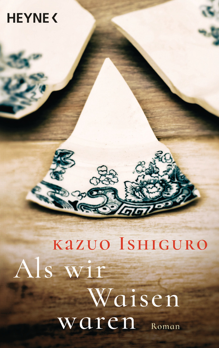 Kazuo Ishiguro, Heyne Verlag 7