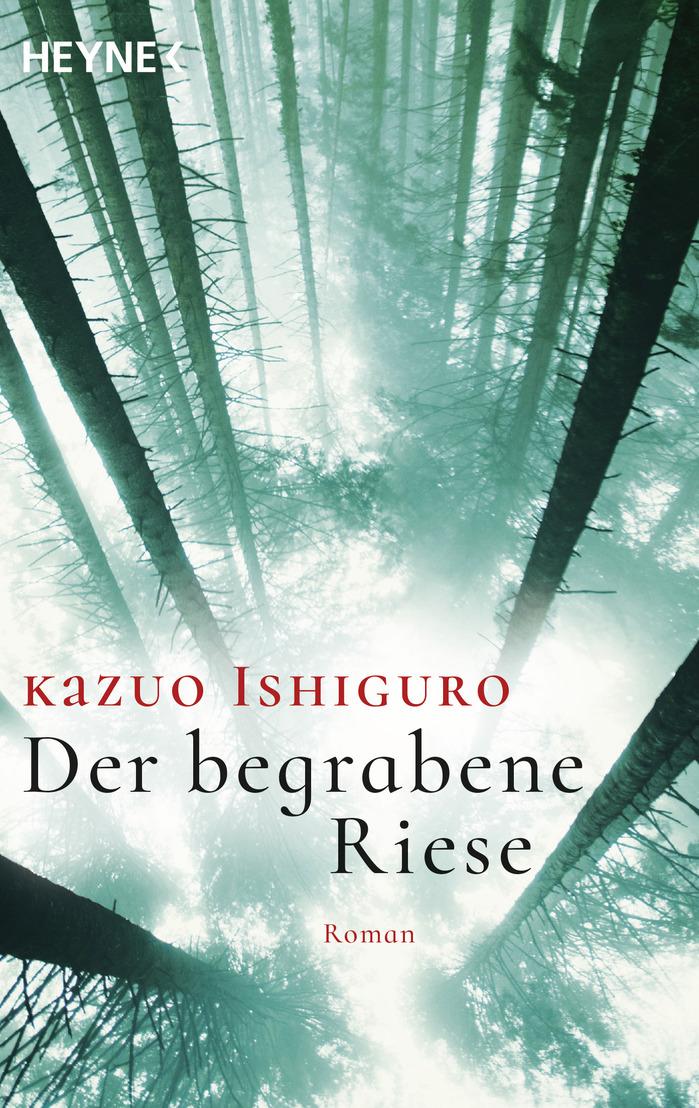 Kazuo Ishiguro, Heyne Verlag 8