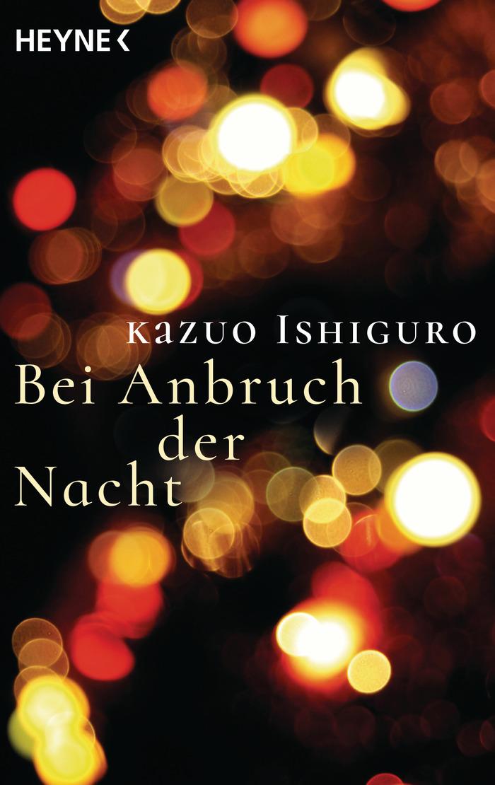 Kazuo Ishiguro, Heyne Verlag 9