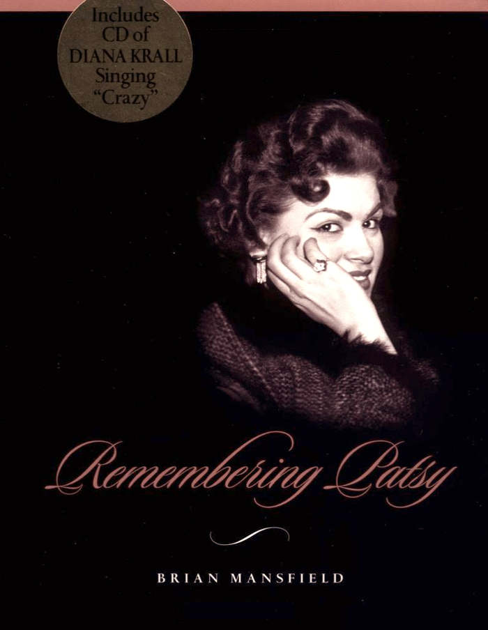 Remembering Patsy by Brian Mansfield, Rutledge Hill Press/Thomas Nelson Publishers, 2003. Book design by Bruce Gore / Gore Studio, Inc.