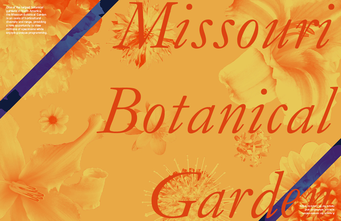 Missouri Botanical Garden 1