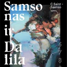 <cite>Samsonas ir Dalila</cite>, Vilnius City Opera