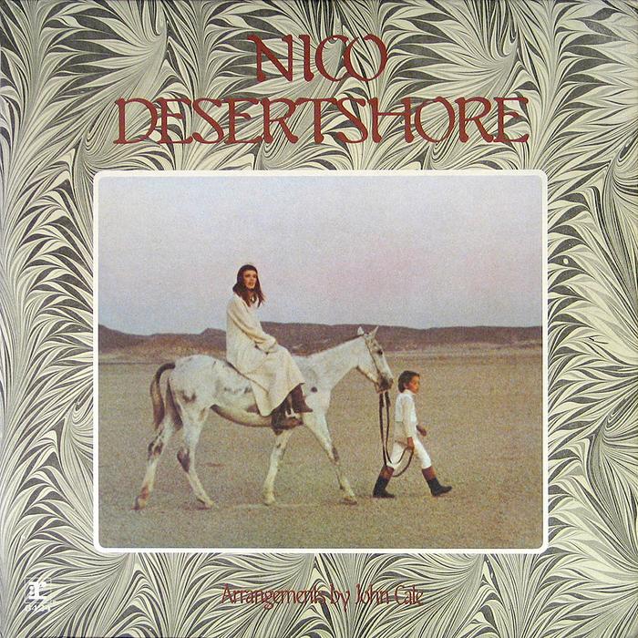 Nico – Desertshore album art