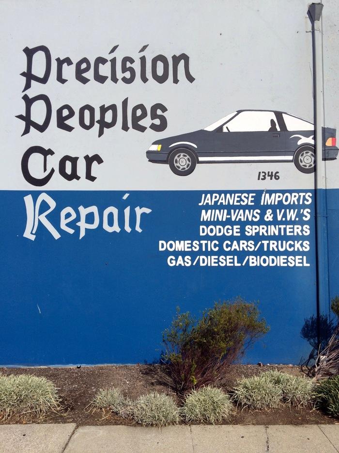 Precision Peoples Car Repair 2