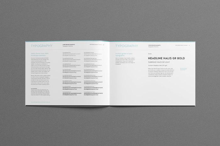 Haiku Home brand manual 1