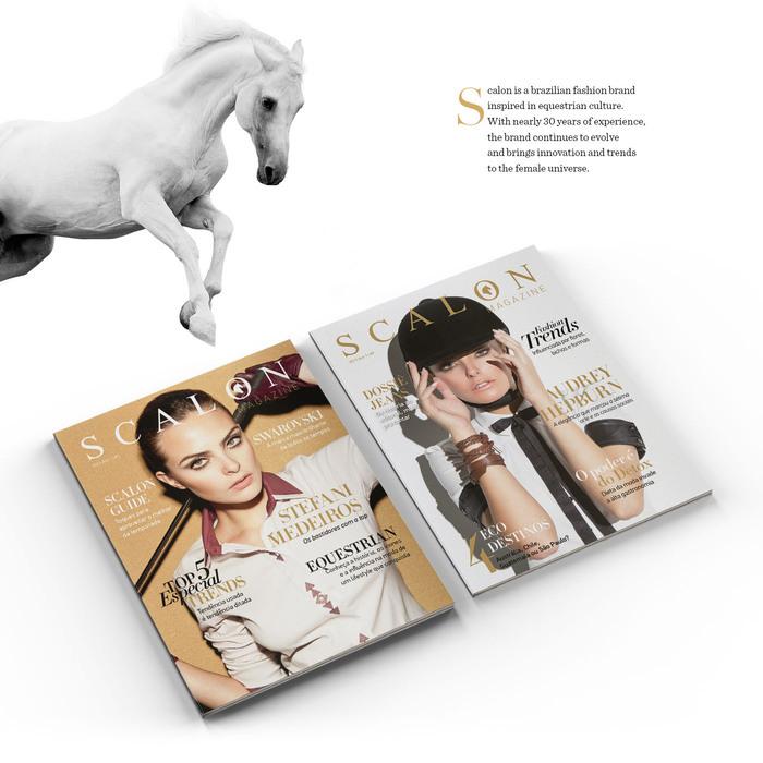 Scalon Magazine 1