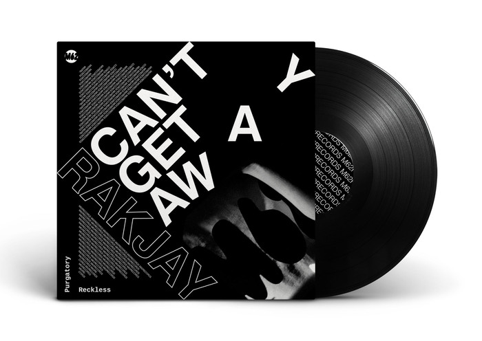 Rakjay – Can't Get Away EP cover 1