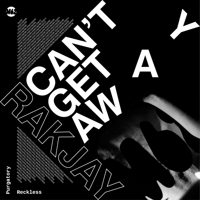 Rakjay – Can't Get Away EP cover 2