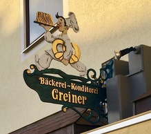Bäckerei & Konditorei Jörg Greiner, Bad Bergzabern