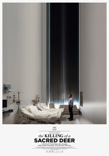 <cite>The Killing of a Sacred Deer</cite> movie posters​​​​​​​