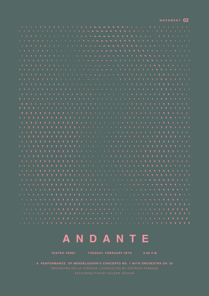 Mendelssohn Concerto No. 1 posters 2