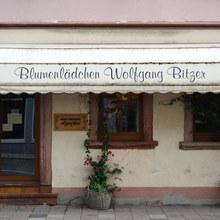 Blumenlädchen Wolfgang Bitzer, Bad Bergzabern