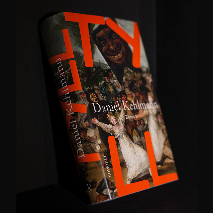 Tyll by Daniel Kehlmann, Rowohlt 3