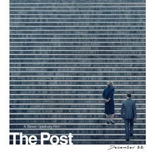 <cite>The Post</cite> movie posters and trailer