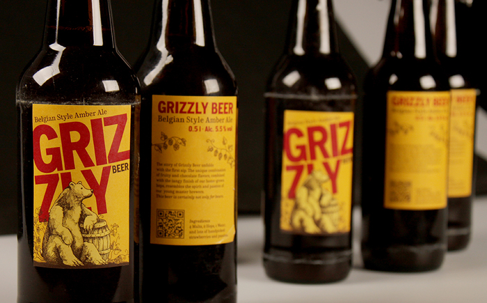 Grizzly Beer 2