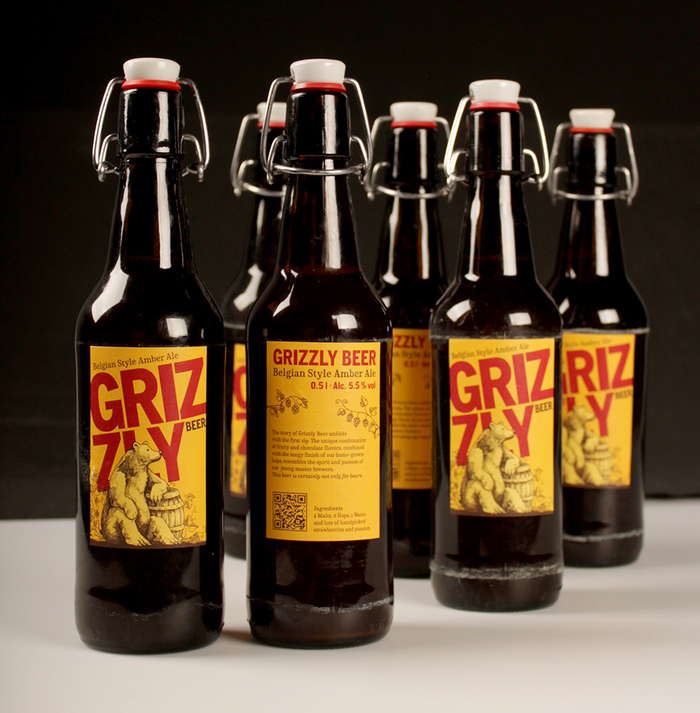 Grizzly Beer 1
