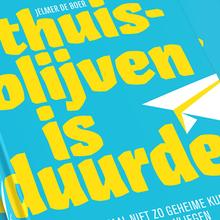 <cite>Thuisblijven is duurder</cite> by Jelmer de Boer