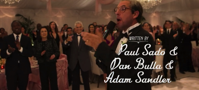 Sandy Wexler end credits 2