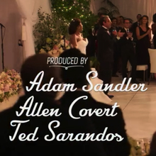 <cite>Sandy Wexler</cite> end credits