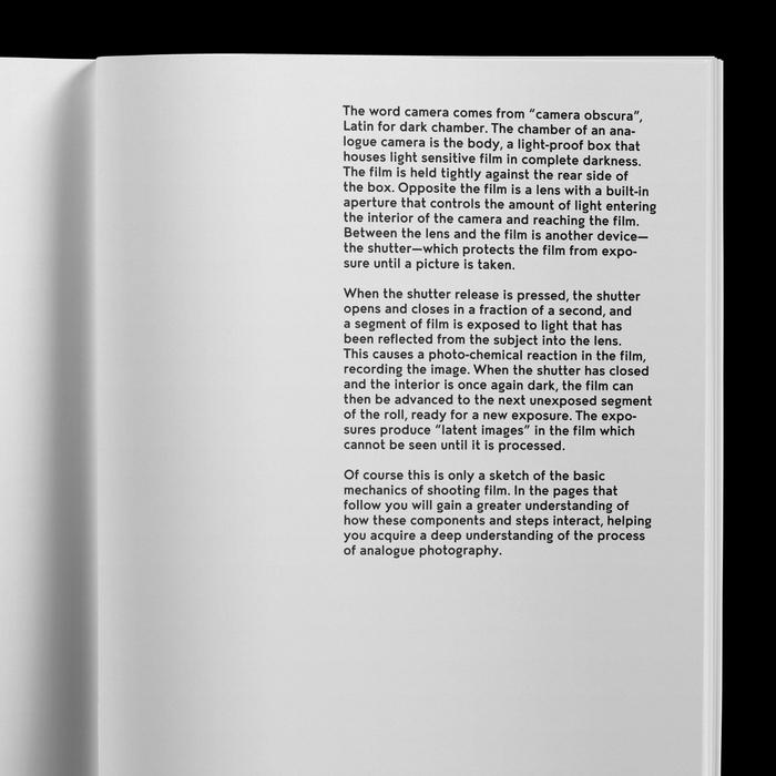 Analogue Photography, Vetro Editions 2