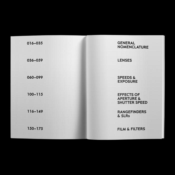 Analogue Photography, Vetro Editions 3