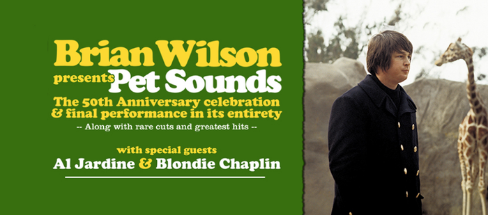 Pet Sounds 50th Anniversary Tour 2
