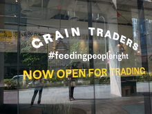 Grain Traders restaurant