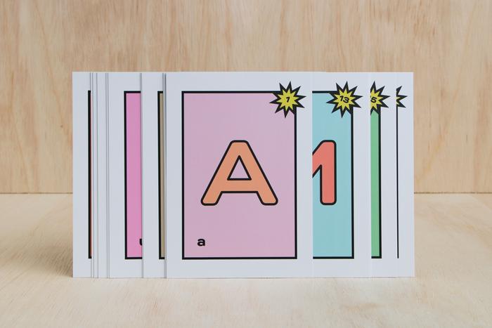 Abecedario (ABC Cards) 4