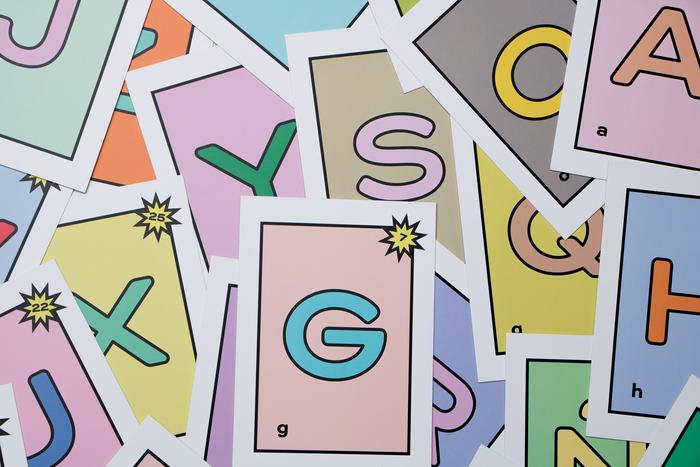 Abecedario (ABC Cards) 6