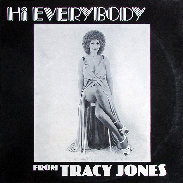 Tracy Jones ‎– Hi Everybody