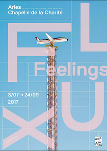 <cite>FLUX Feelings</cite> posters